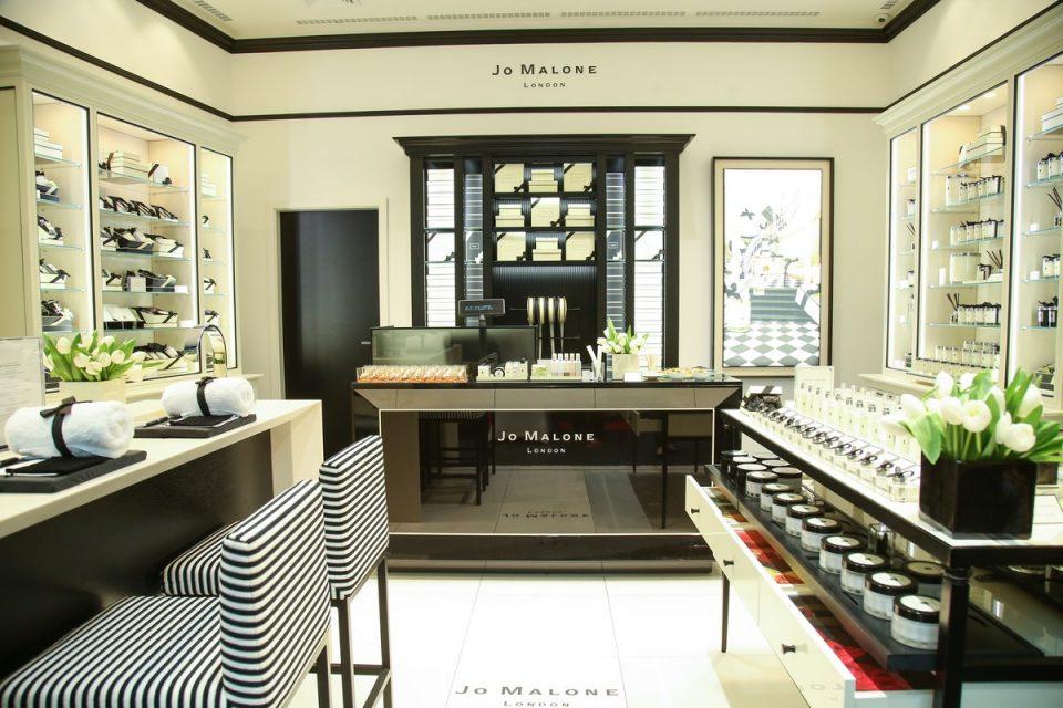 Britská kosmetika Jo Malone má první butik v Česku, na Chodově