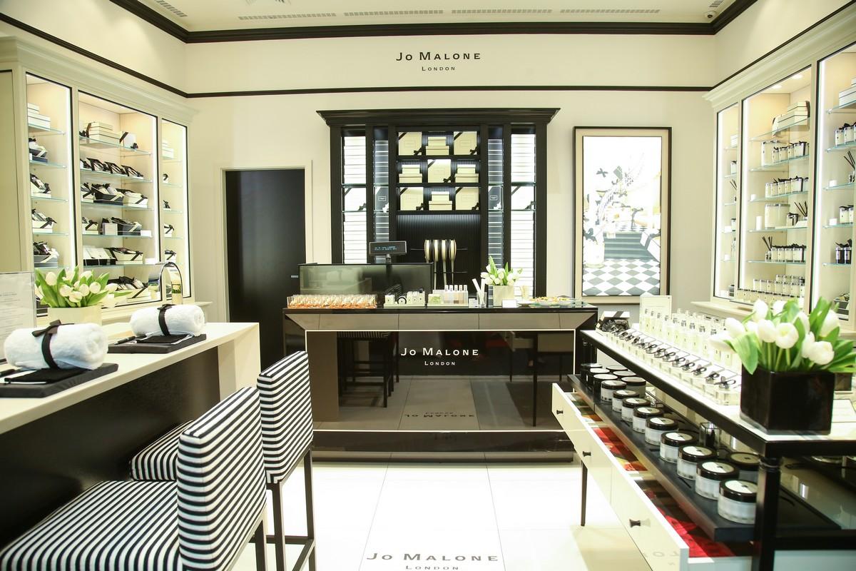 Nový butik Jo Malone na Chodově