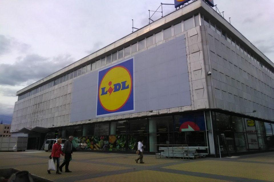 Lidl otvírá novou prodejnu v Plzni, v budově bývalého Prioru