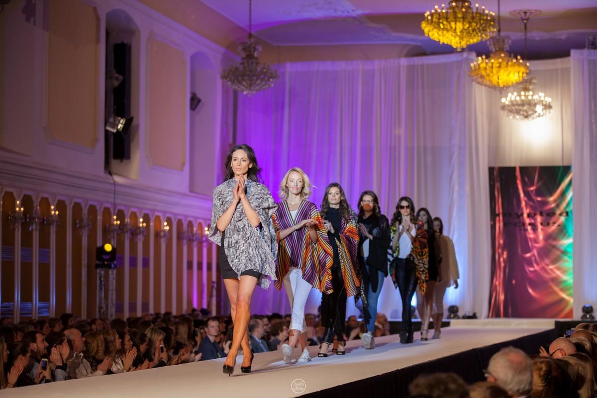 Z kolekce My.pled na přehlídce Fashion Days 2018