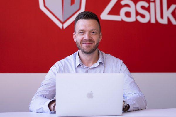 Jan Vintr povede technologickou proměnu firem kolem Zásilkovny