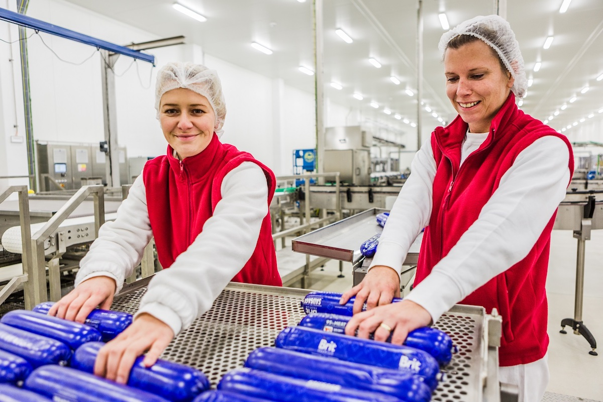 Nový výrobní závod Vafo v Chotovinách