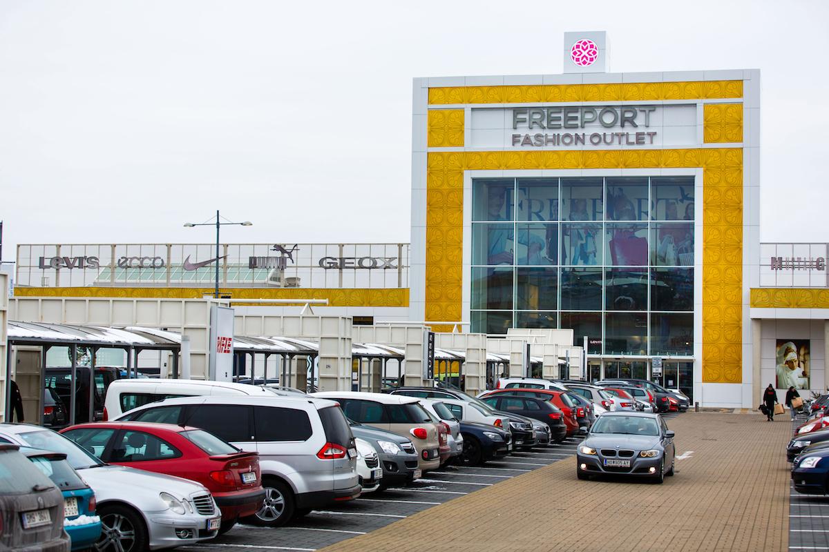 Nová podoba Freeport Fashion Outlet