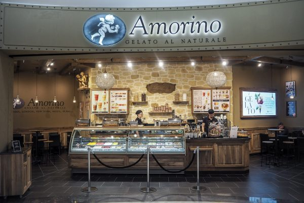 Zmrzlinářství Amorino přidalo pobočku na Chodově, má kávu z lokální pražírny
