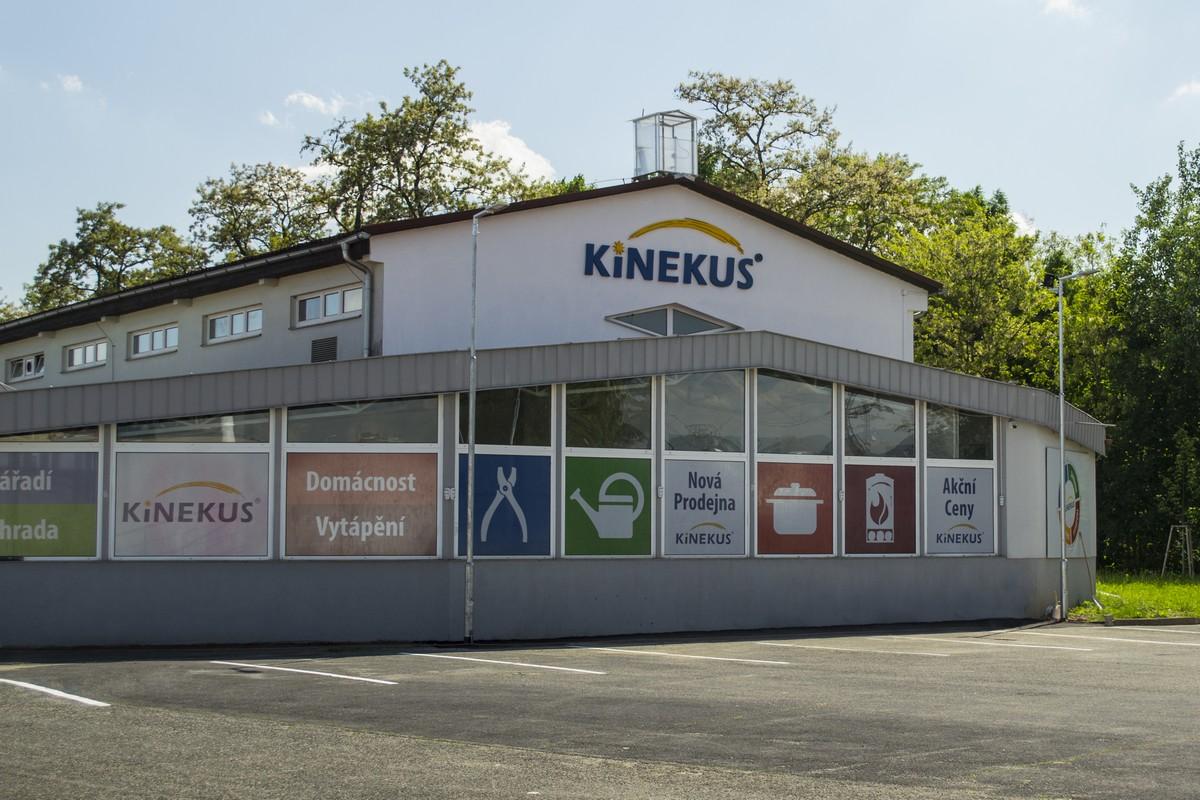 Slovenská síť Kinekus přichází do Česka