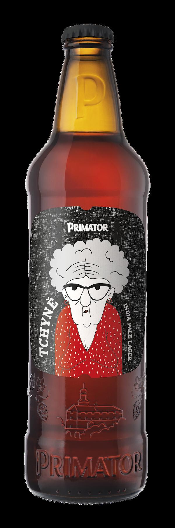 Nový speciál náchodského pivovaru - Primátor Tchyně
