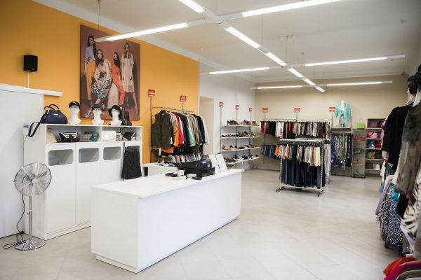 Second hand Textile House má jedenáctou prodejnu v Praze, v Dělnické