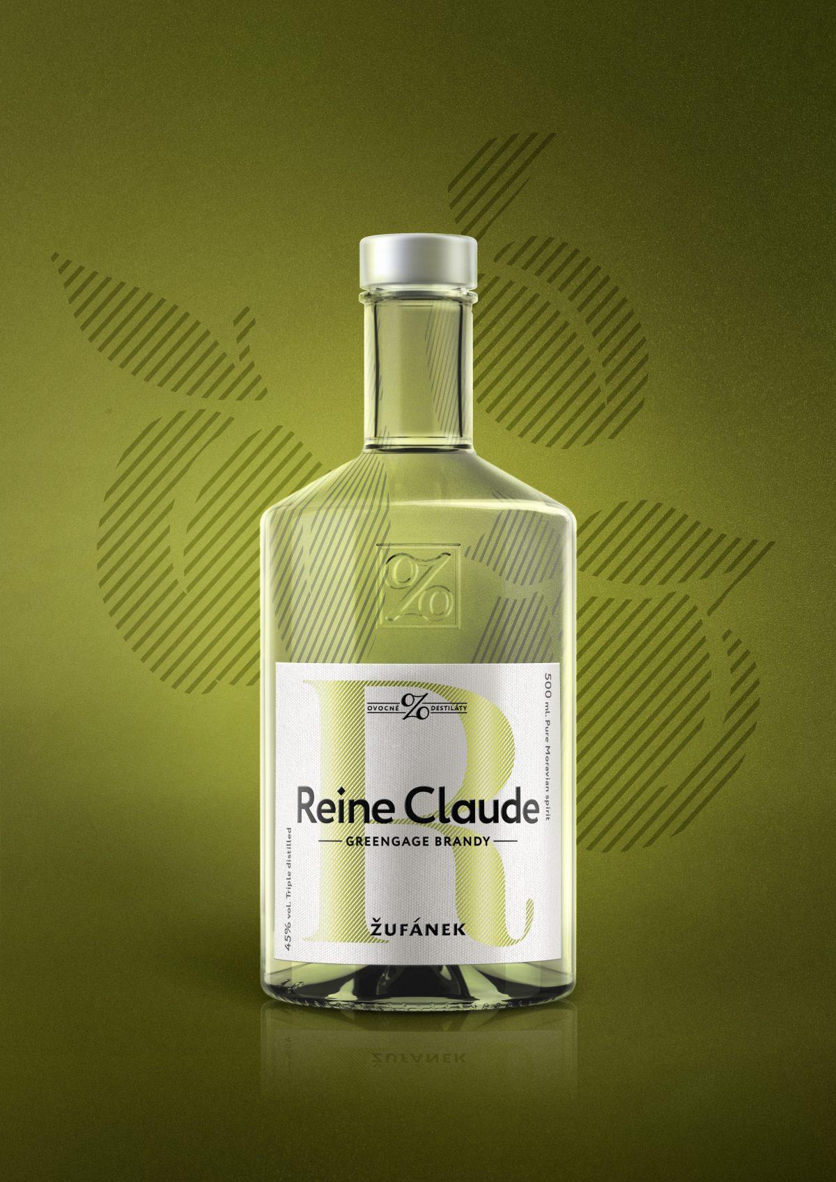 Nová pálenka Reine Claude