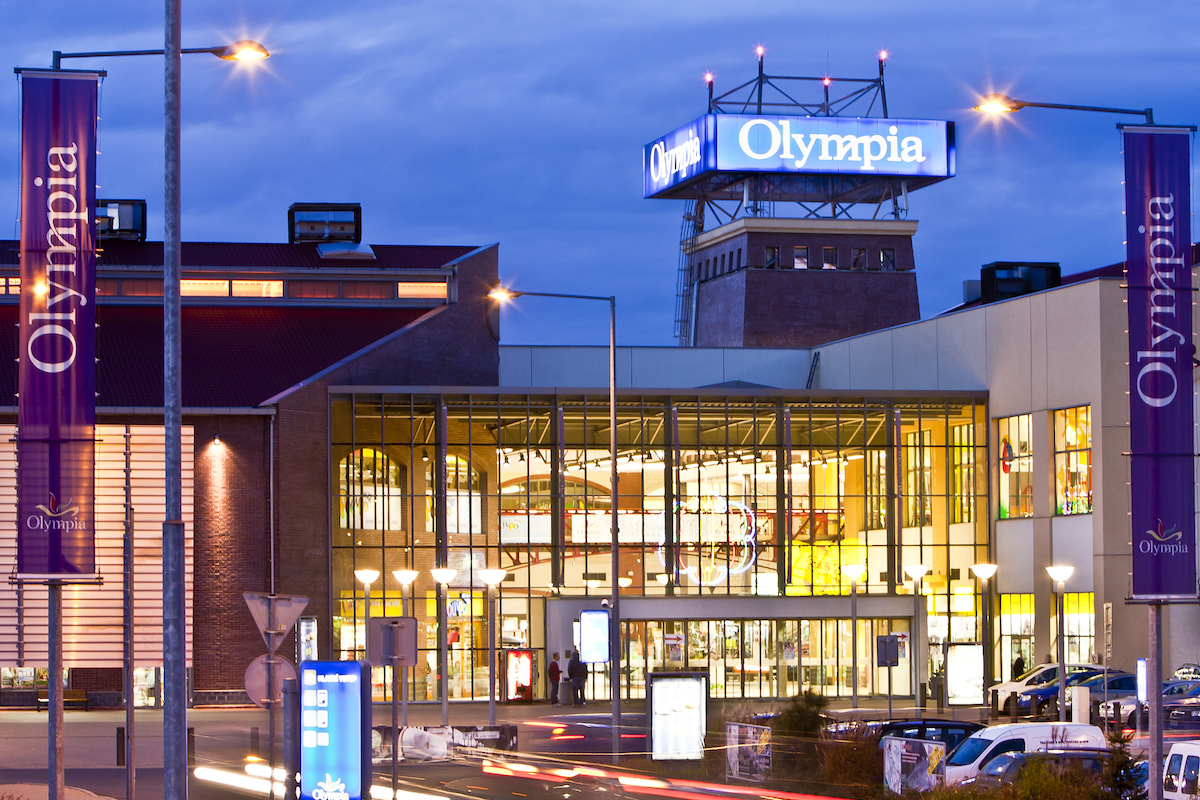 Olympia Plzeň, Zdroj: CPI