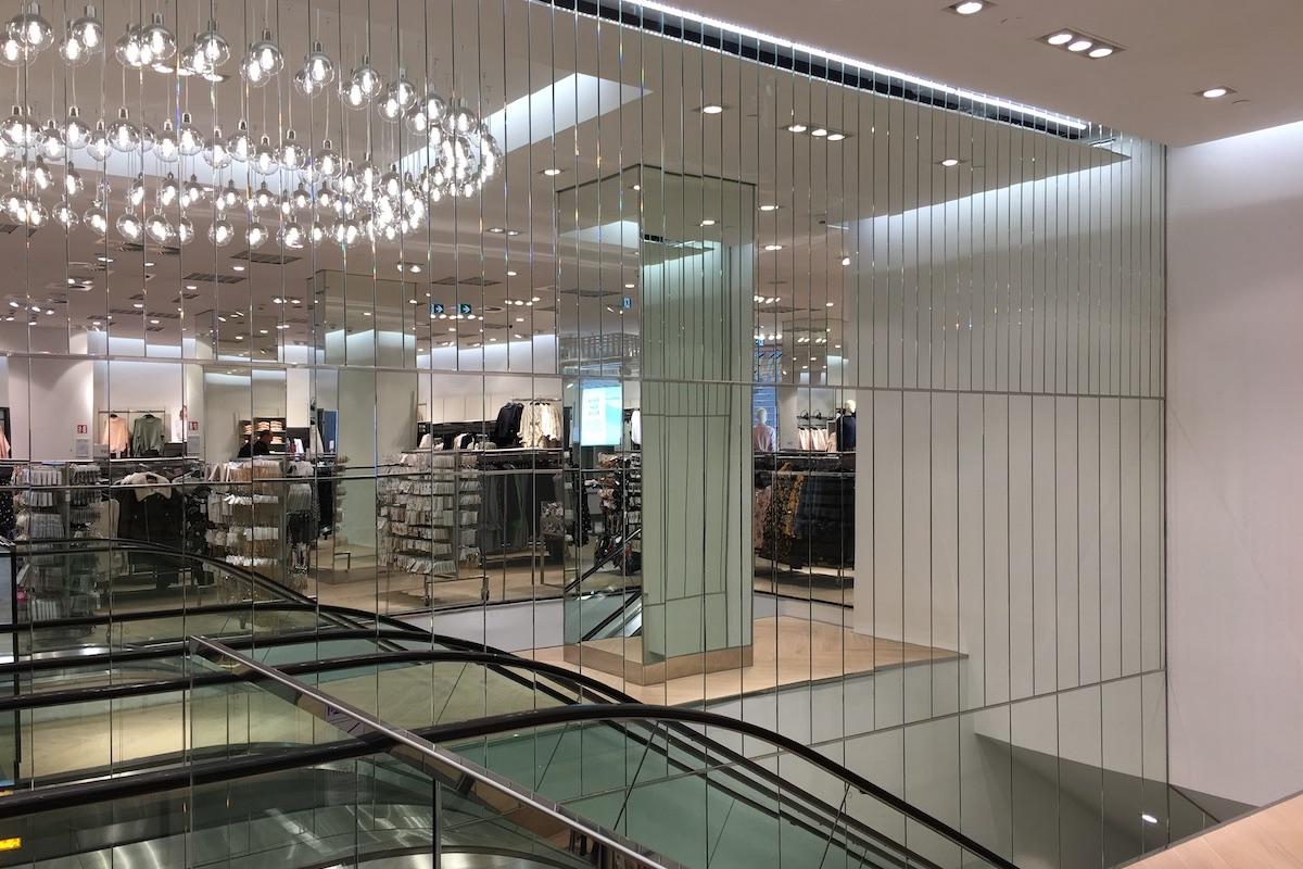 Nová vlajková pobočka H&M v Praze Na Příkopě