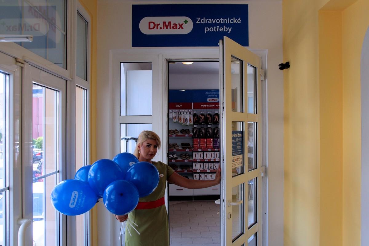 Specializovaná prodejna zdravotnických pomůcek Dr. Max