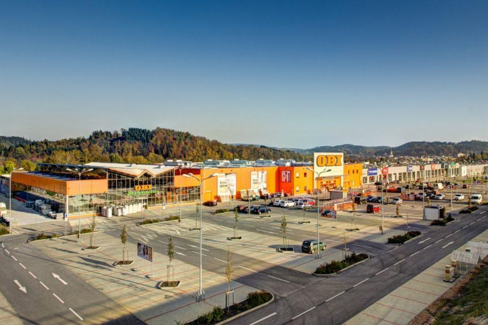 Skupina DRFG koupila od CPI dva retailové parky, v Českém Těšíně a v Trutnově