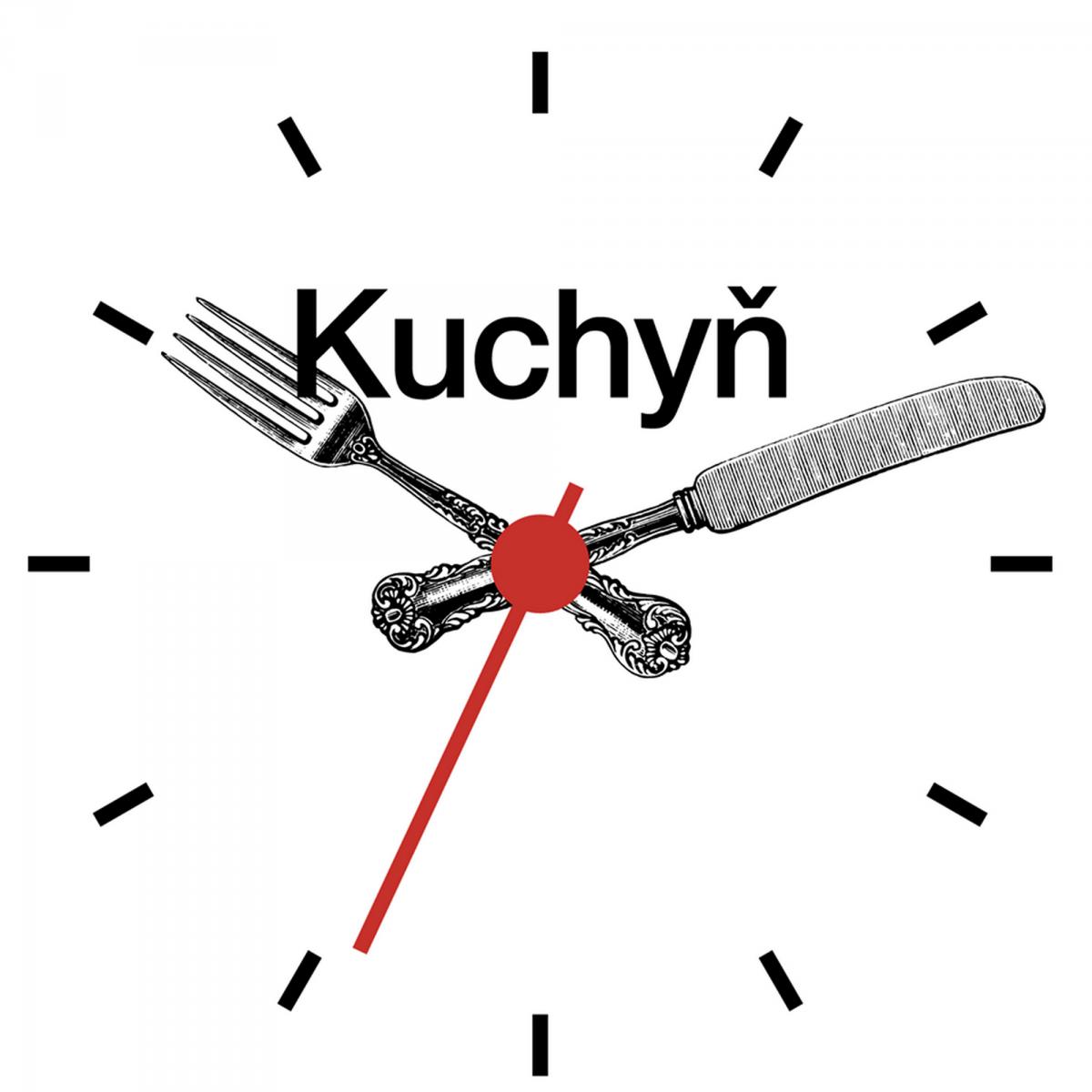 Logo nové restaurace Kuchyň