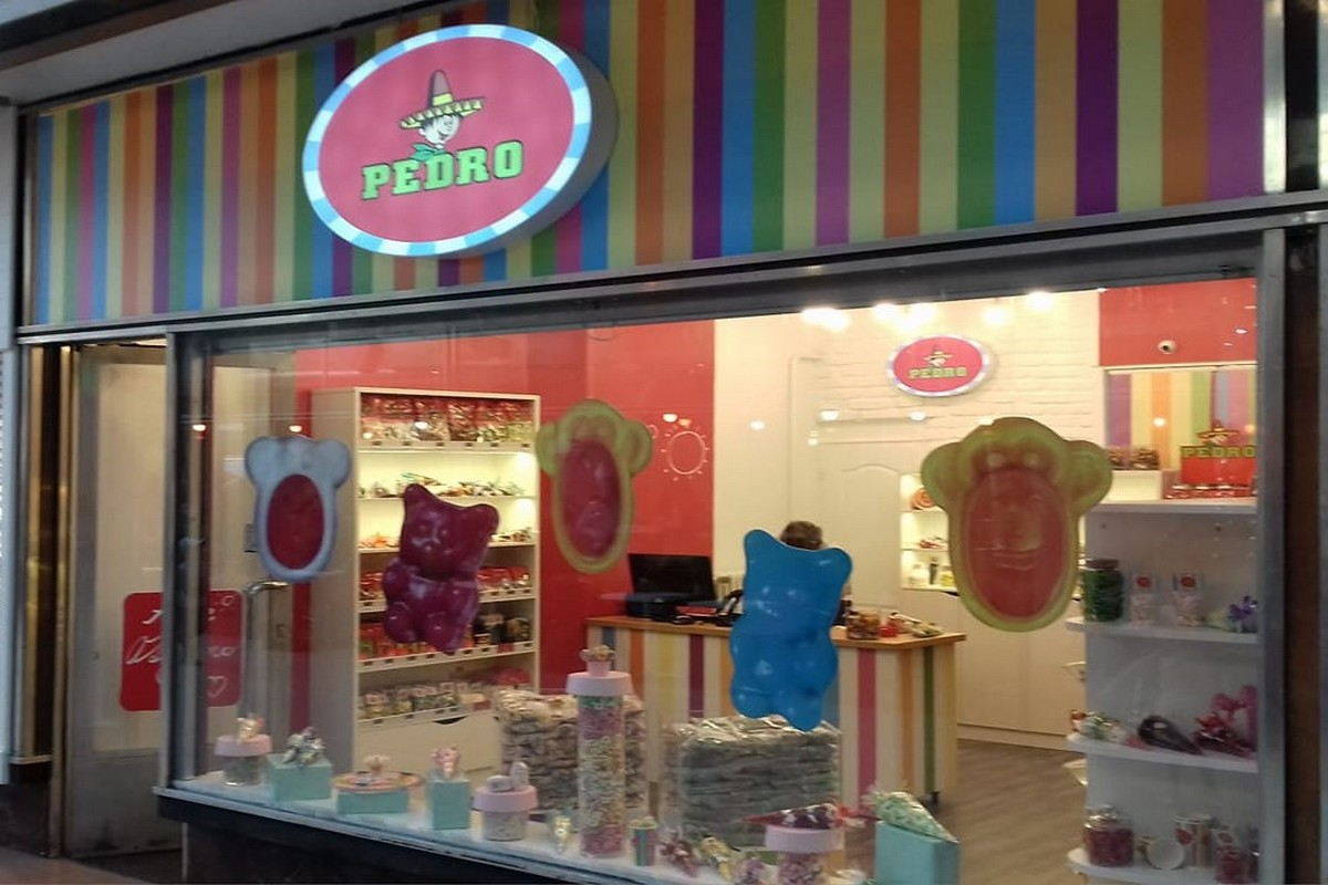 Nová prodejna Pedro ve Světozoru