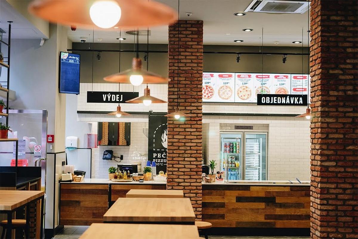 Nová Pizza Hut ve Světozoru