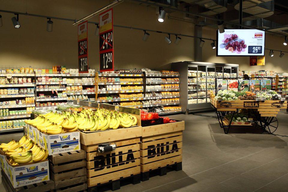 Billa zvýšila tržby o 13 %, ve Zlíně otevřela svou nejmodernější prodejnu v Česku